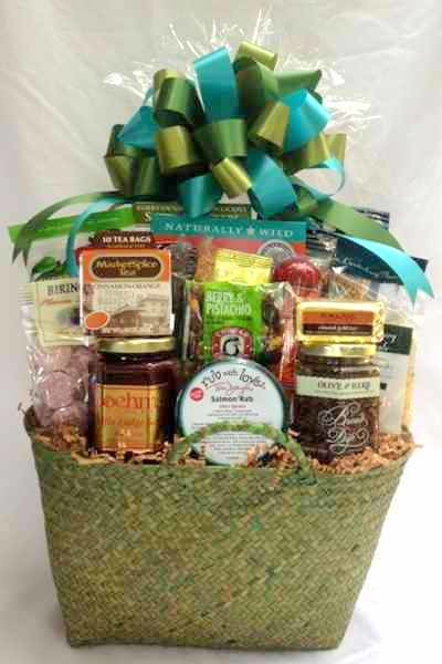 Pike Place Market Gift Basket