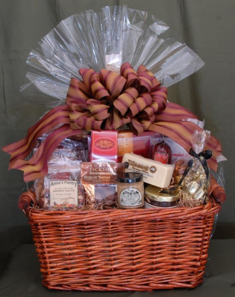 Super Deluxe All Occasion Gift Basket