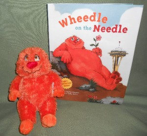 Wheedle on the Needle gift basket
