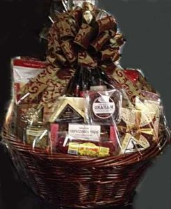 best of the Northwest Gift basket