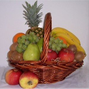 All Fruit Gift Basket